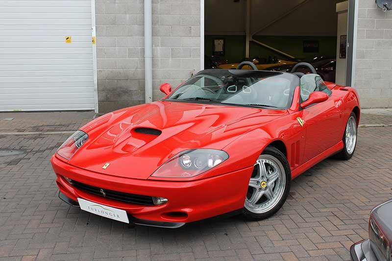Used Ferrari Cars For Sale Kent South East Kent