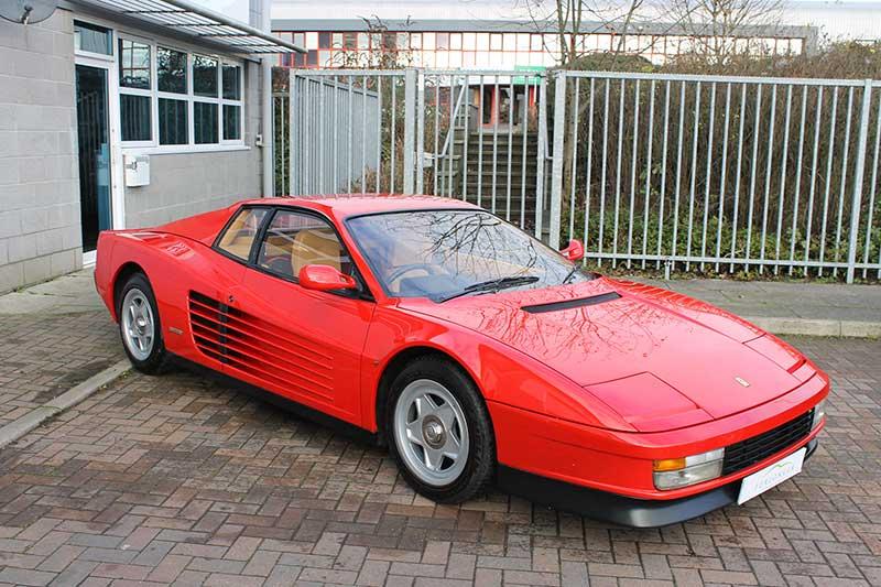 Ferrari Cars For Sale >> Used Ferrari Cars for Sale. Furlonger Specialist Cars
