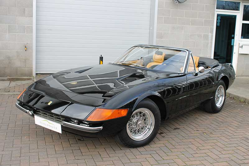 ferrari 365 gtb 4 daytona spyder for sale kent south east kent. Cars Review. Best American Auto & Cars Review