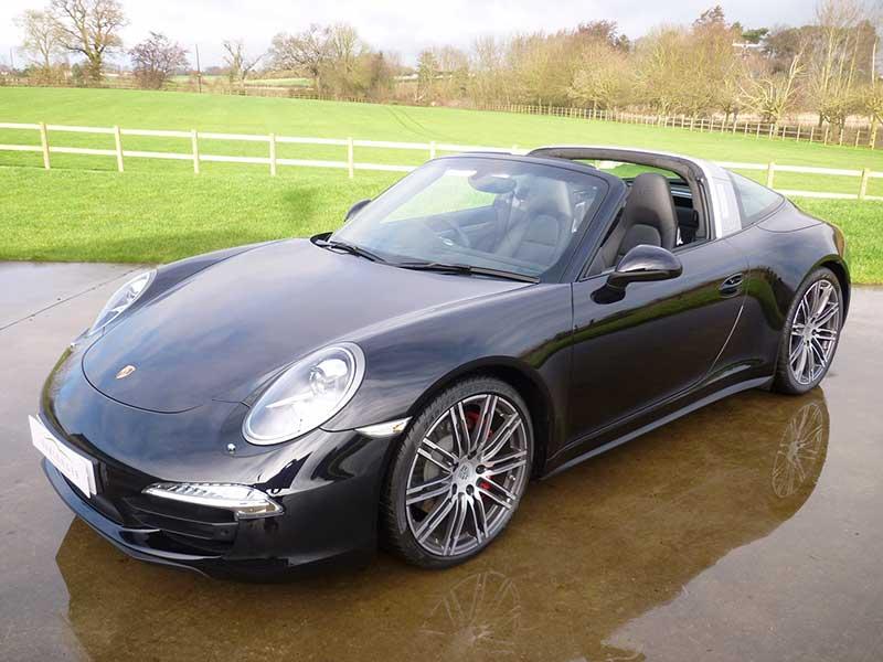 Porsche 911 {991} Targa 4S PDK For Sale   Kent, South East, Kent ...
