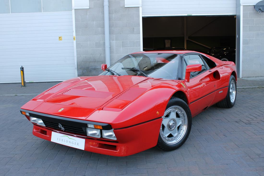 Ferrari 288 Gto For Sale In Ashford Kent Simon Furlonger Specialist Cars