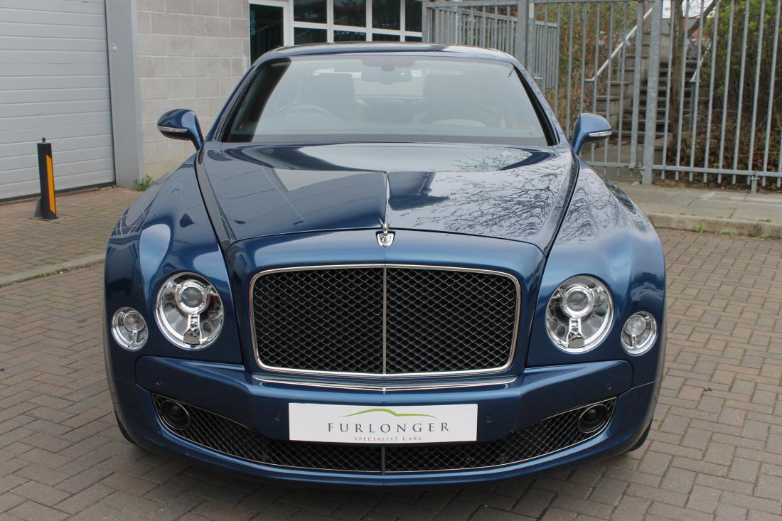Bentley Mulsanne Speed For Sale In Ashford, Kent