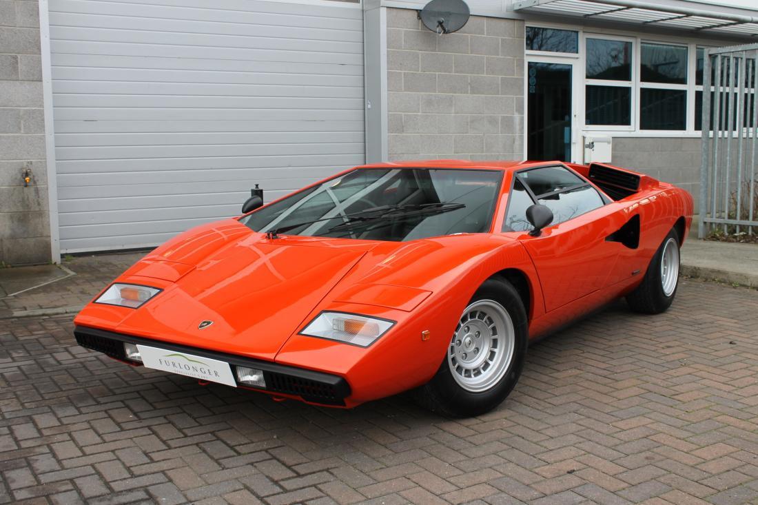 Lamborghini Countach Lp400 Periscopo For Sale In Ashford Kent