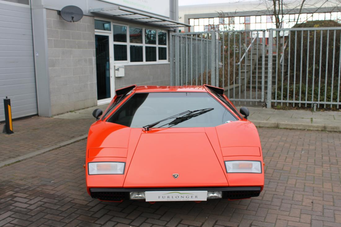 Lamborghini Countach LP400 Periscopo For Sale in Ashford