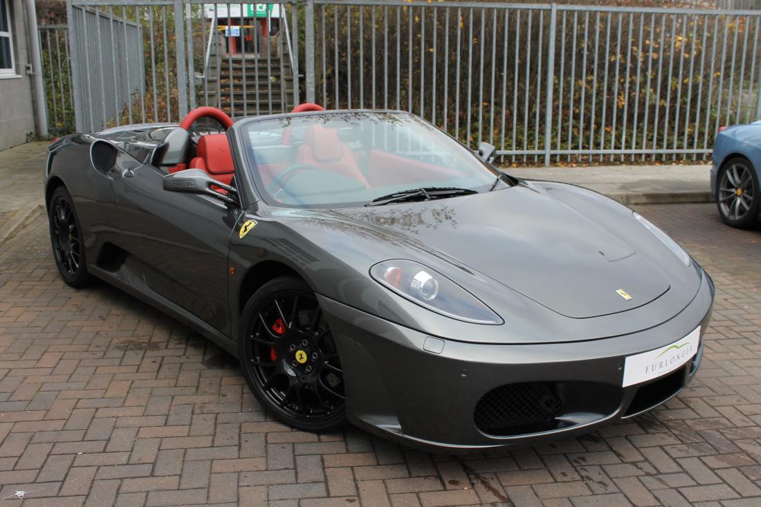 Ferrari F430 Spider For Sale In Ashford Kent Simon Furlonger