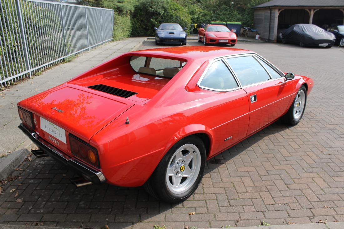 Ferrari 308 GT4 Dino For Sale in Ashford, Kent , Simon