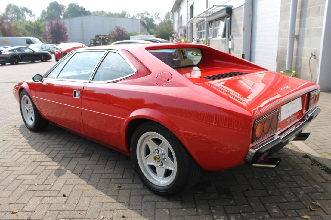 Ferrari 308 Gt4 Dino For Sale In Ashford Kent Simon Furlonger Specialist Cars