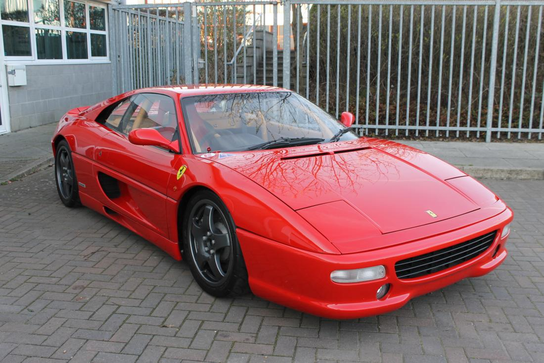 Used Ferrari 355 Challenge (Road Registered) for Sale at Simon Furlonger ...