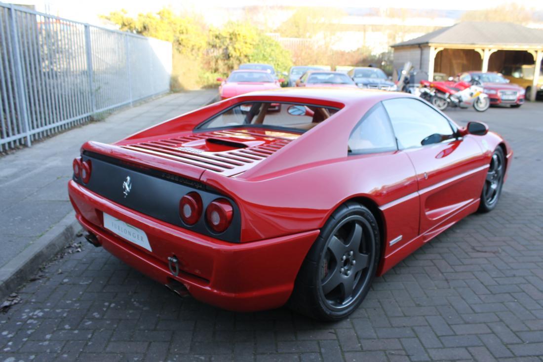 Ferrari 355 Challenge Road Registered For Sale In