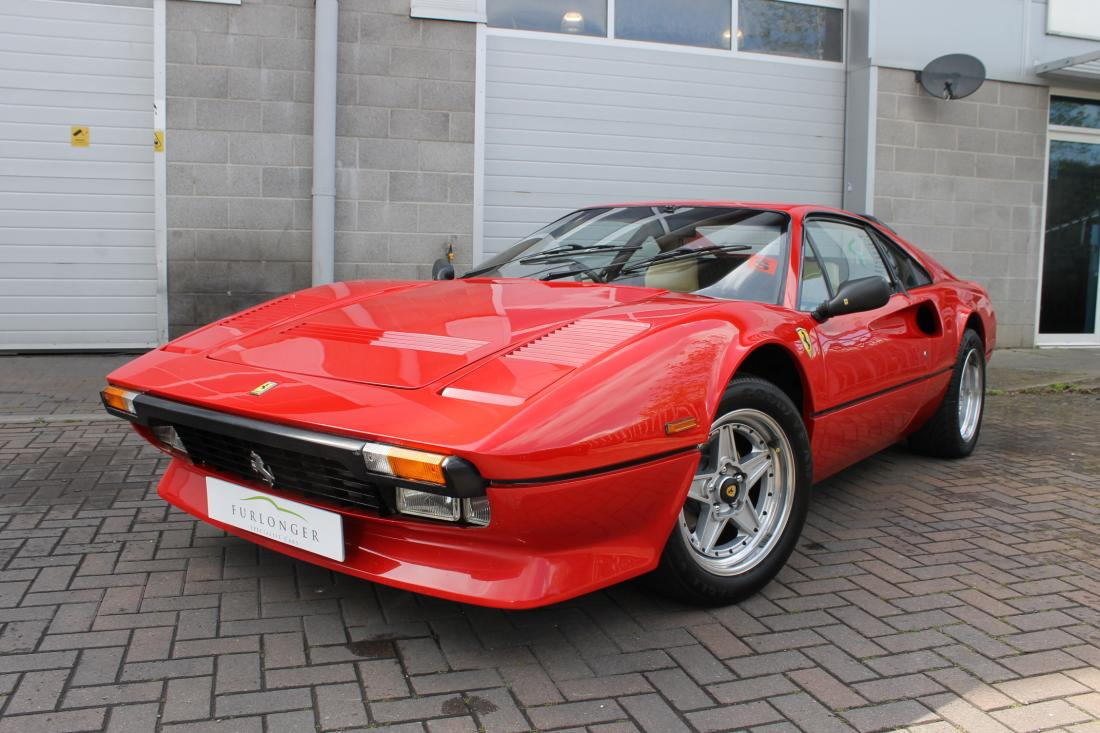 Ferrari 308 Gtb For Sale In Ashford Kent Simon Furlonger Specialist Cars
