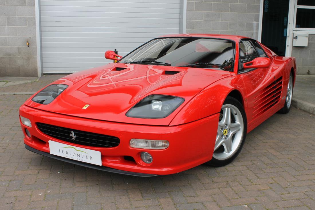 Ferrari F512 M For Sale In Ashford Kent Simon Furlonger Specialist Cars