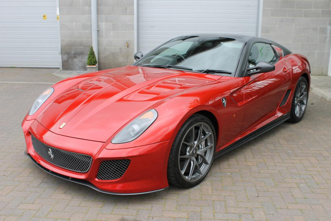 Ferrari 599 Gto For Sale In Ashford Kent Simon Furlonger Specialist Cars