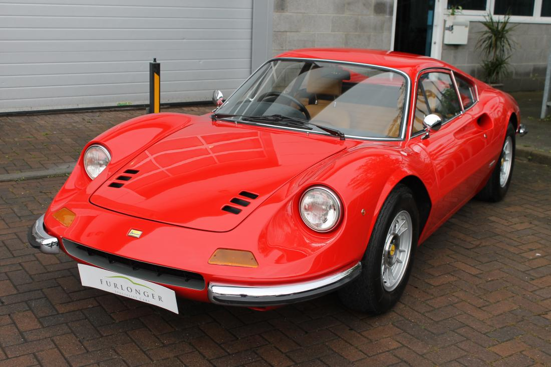 ferrari dino 246 gt for sale in ashford kent simon furlonger specialist cars. Black Bedroom Furniture Sets. Home Design Ideas