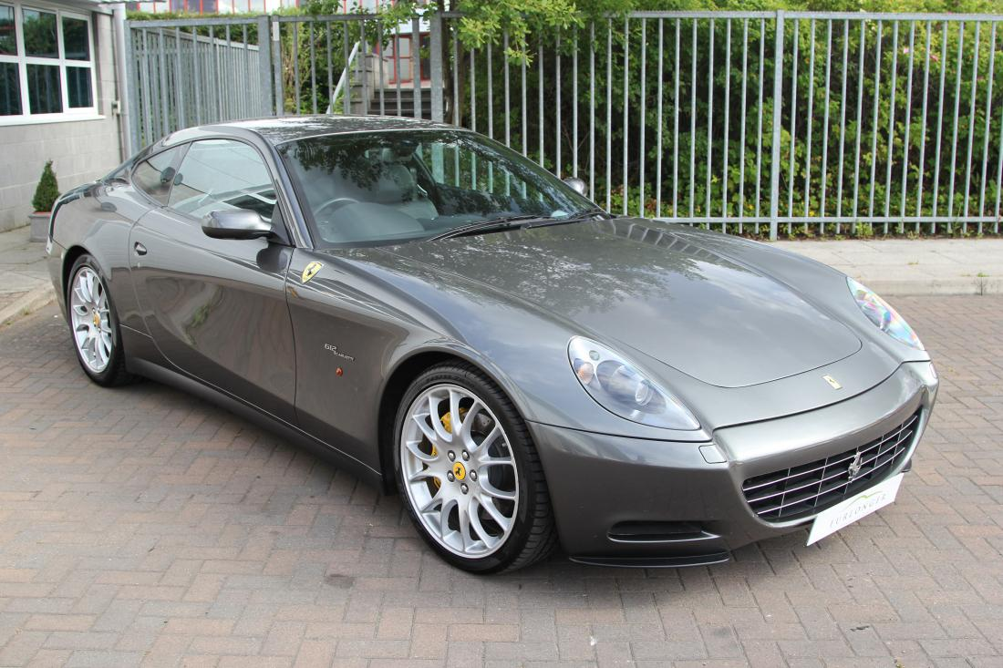 ferrari 612 scaglietti for sale in ashford kent simon furlonger specialist cars. Black Bedroom Furniture Sets. Home Design Ideas