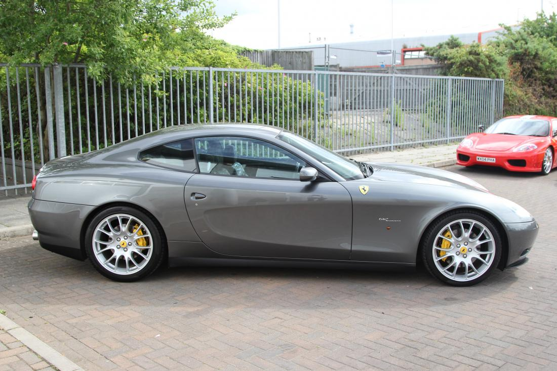 ferrari 612 scaglietti for sale in ashford kent simon. Black Bedroom Furniture Sets. Home Design Ideas