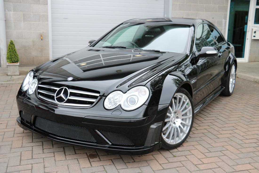 Mercedes benz clk 63 amg black series for sale in ashford for Mercedes benz clk black series
