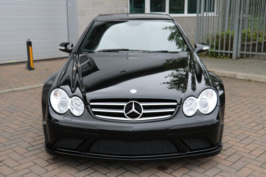 Mercedes Clk Amg Black Series For Sale