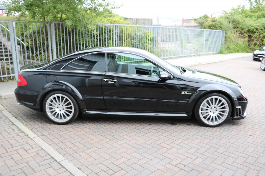 mercedes benz clk 63 amg black series for sale in ashford kent simon furlonger specialist cars. Black Bedroom Furniture Sets. Home Design Ideas