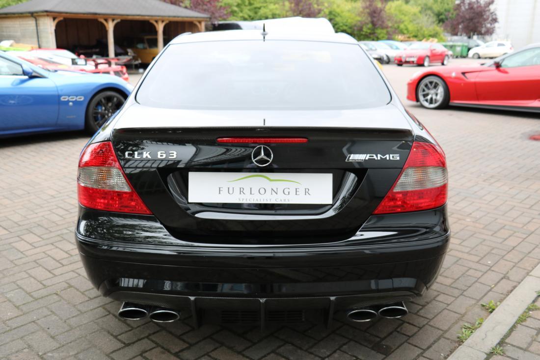 Mercedes-Benz CLK 63 AMG Black Series For Sale in Ashford, Kent ...