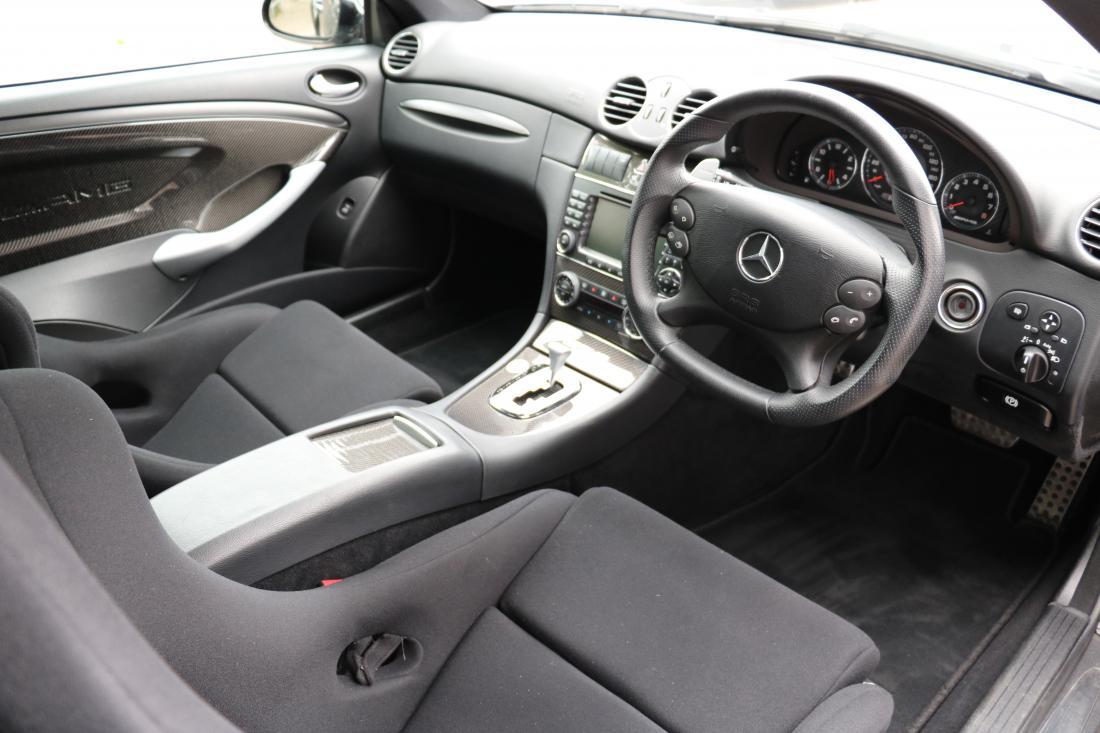 Mercedes Benz Clk 63 Amg Black Series For Sale In Ashford