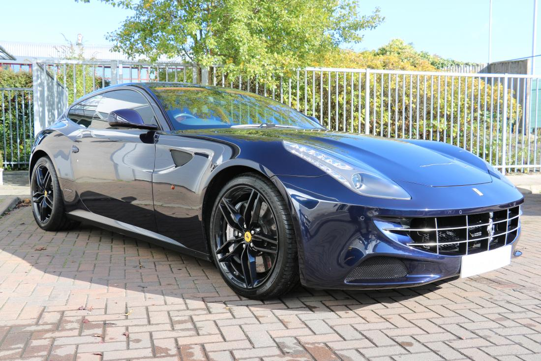 ferrari ff for sale in ashford, kent - simon furlonger specialist cars