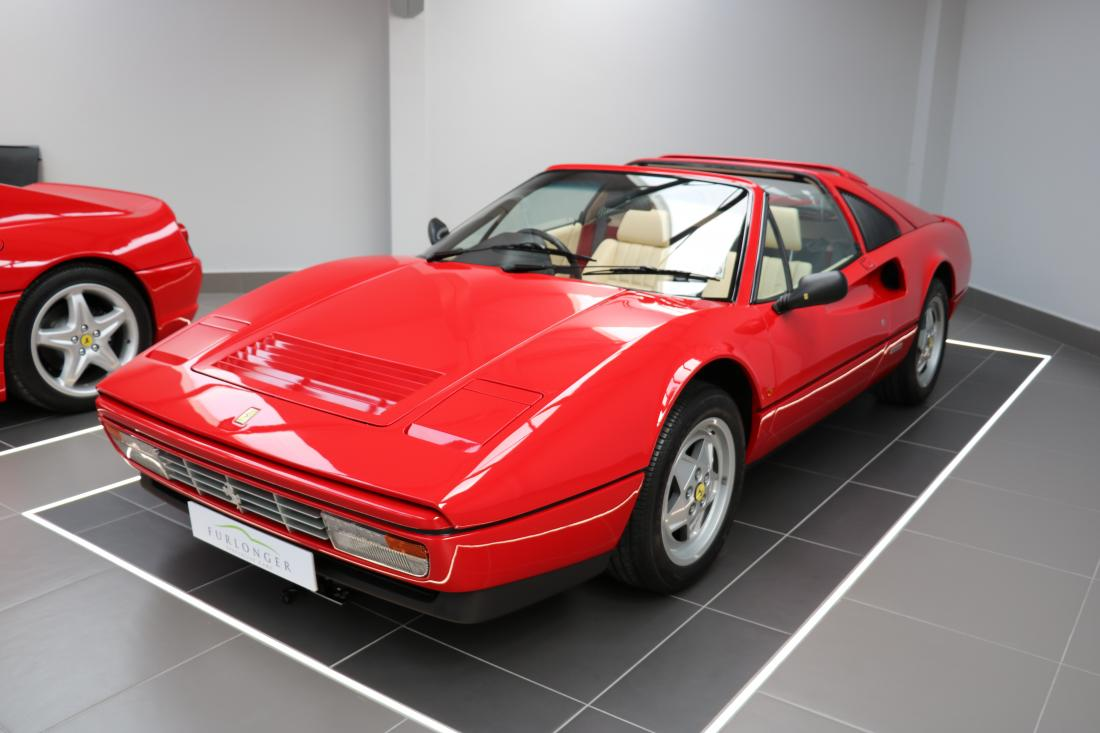 ferrari 328 gts 300 miles for sale in ashford kent simon furlonger specialist cars. Black Bedroom Furniture Sets. Home Design Ideas