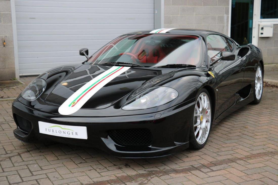 Ferrari 360 Challenge Stradale Uk Rhd For Sale In Ashford Kent Simon Furlonger Specialist Cars