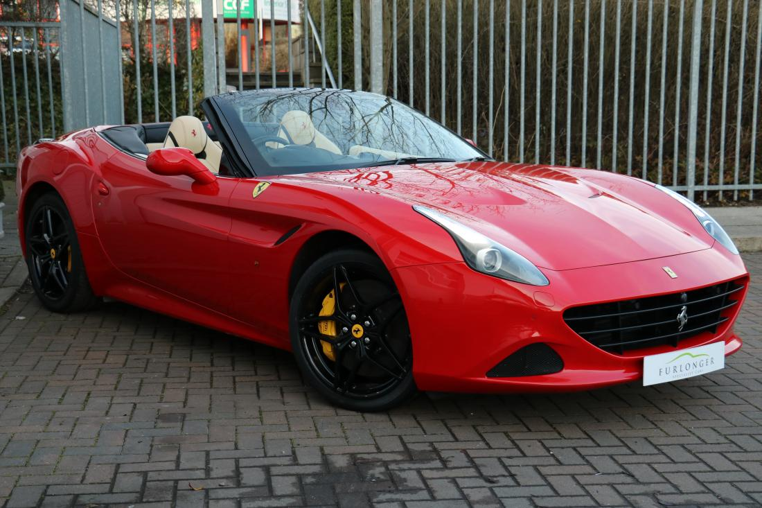 Ferrari California T For Sale In Ashford Kent Simon Furlonger Specialist Cars