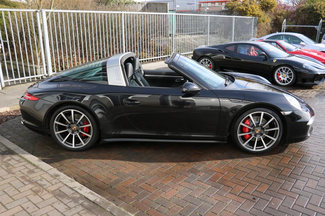 Porsche Targa For Sale >> Porsche 911 Targa 4s For Sale In Ashford Kent Simon
