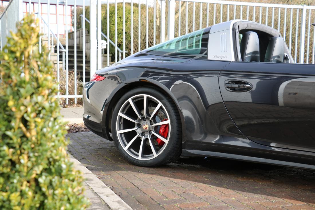Porsche 911 Targa 4s For Sale In Ashford Kent Simon Furlonger Specialist Cars