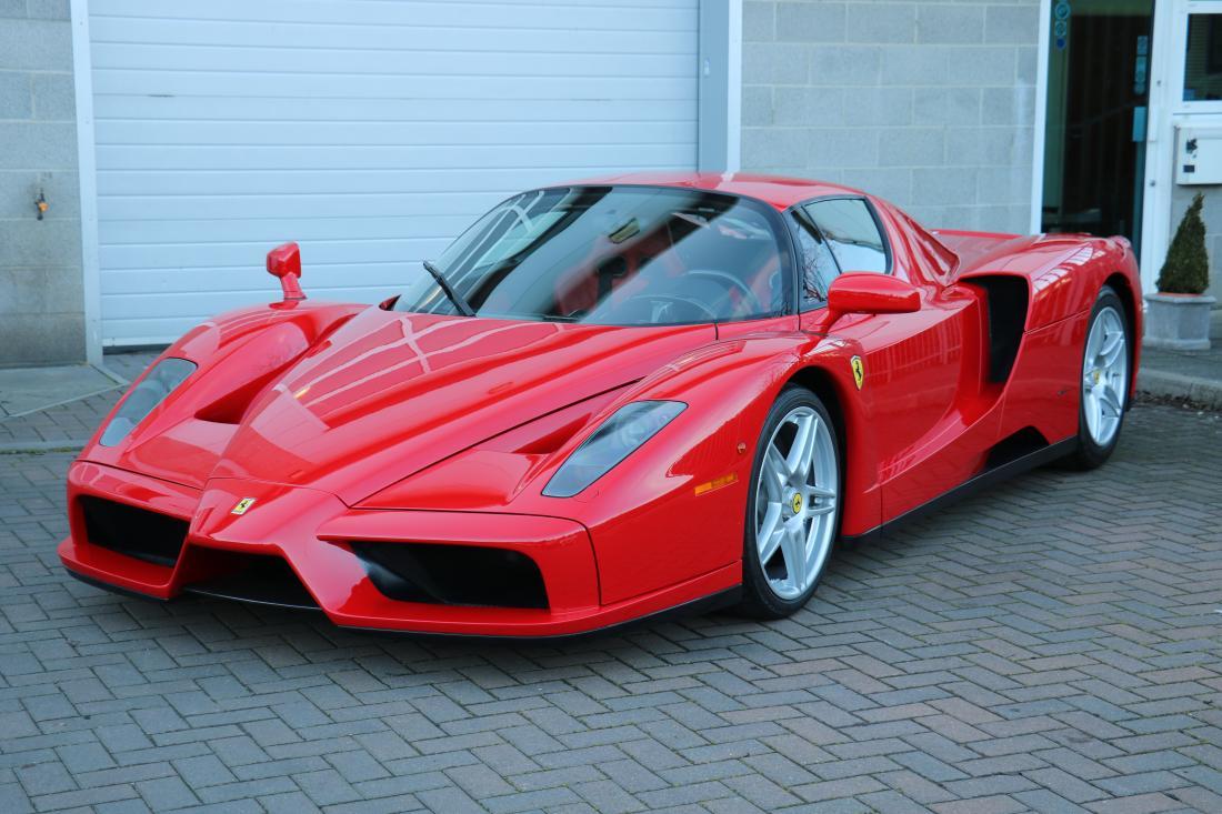 Ferrari Enzo For Sale In Ashford Kent Simon Furlonger