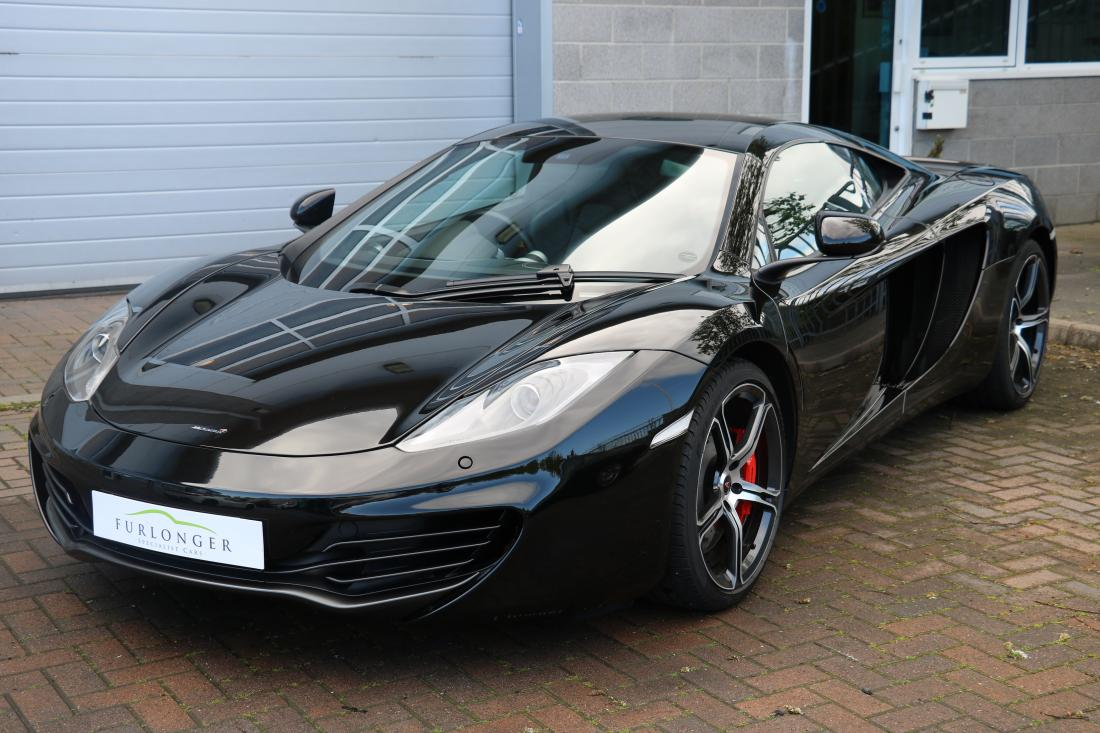 mclaren mp4-12c for sale in ashford, kent - simon furlonger