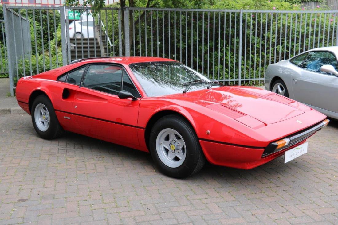 Ferrari 308 Gtb For Sale In Ashford Kent Simon Furlonger Specialist Cars