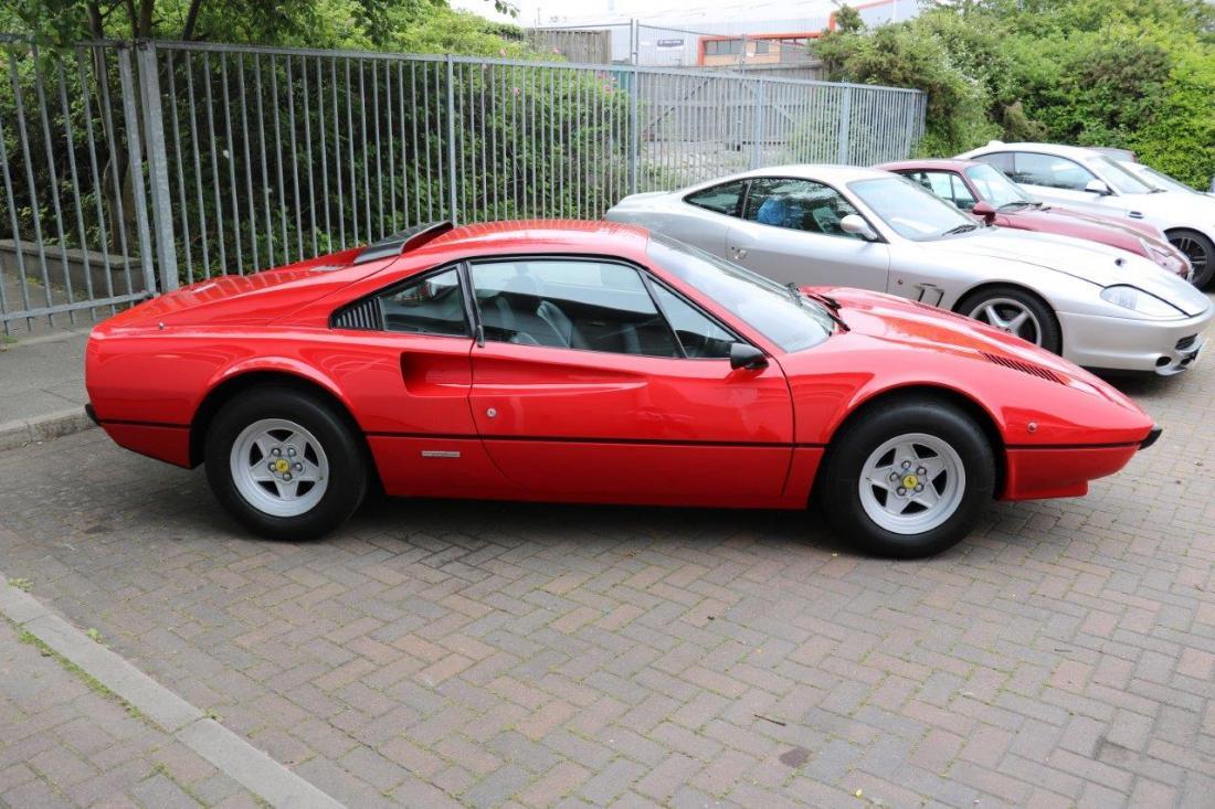 Ferrari 308 Gts For Sale >> Ferrari 308 Gtb For Sale In Ashford Kent Simon Furlonger