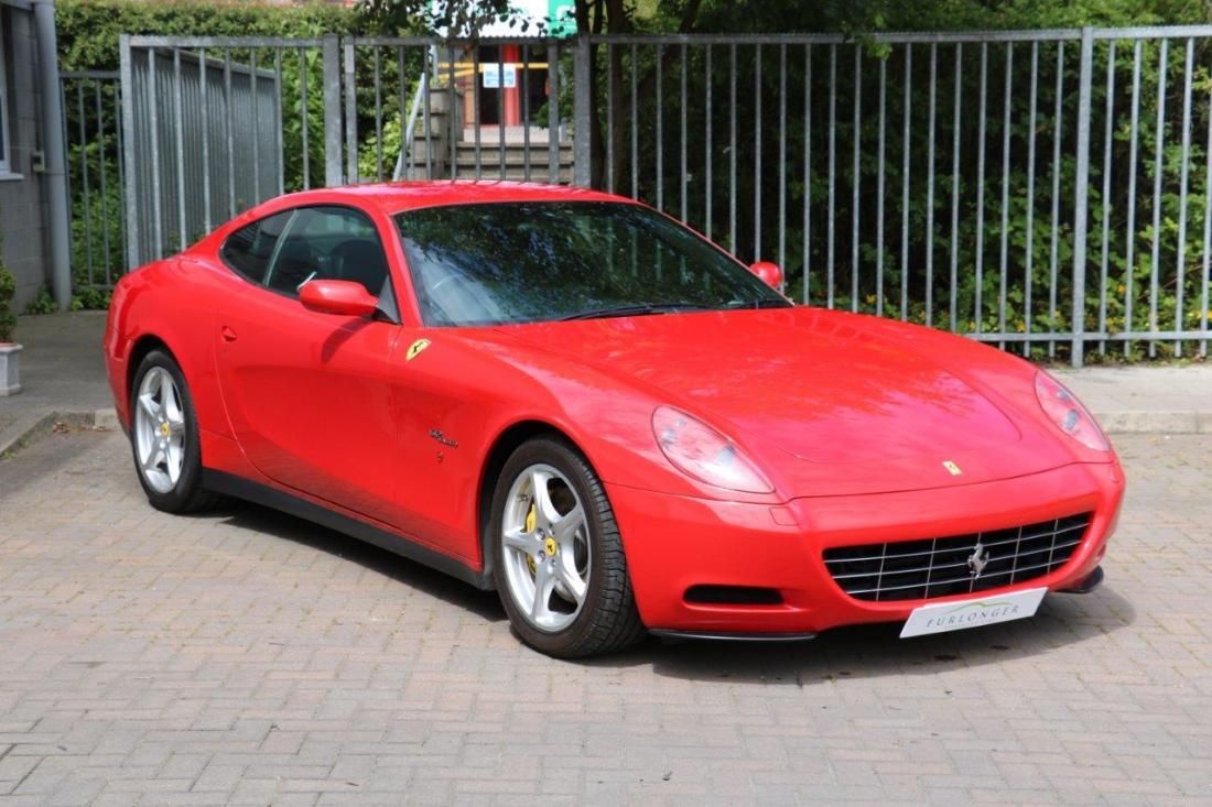 Ferrari 612 Scaglietti For Sale In Ashford Kent Simon Furlonger Specialist Cars