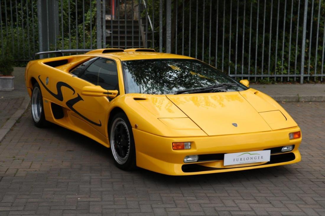 Lamborghini Diablo Sv Uk Rhd For Sale In Ashford Kent Simon