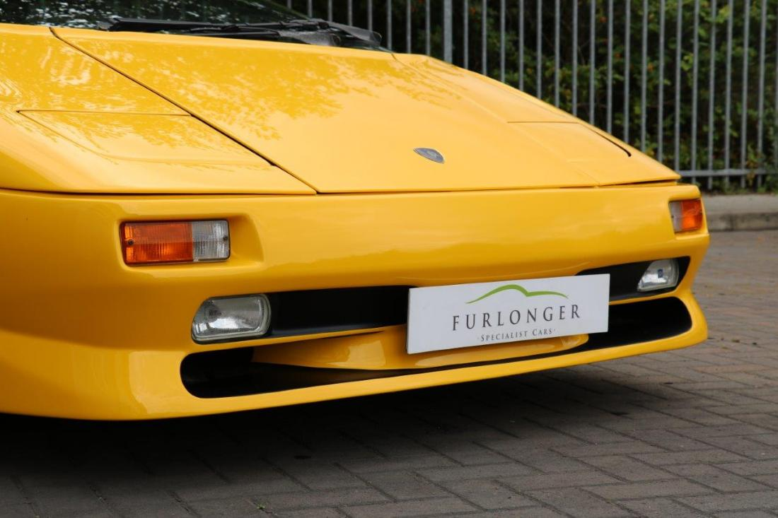 Lamborghini Diablo Sv Uk Rhd For Sale In Ashford Kent Simon