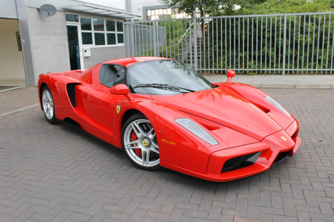 Ferrari Enzo For Sale in Ashford, Kent , Simon Furlonger