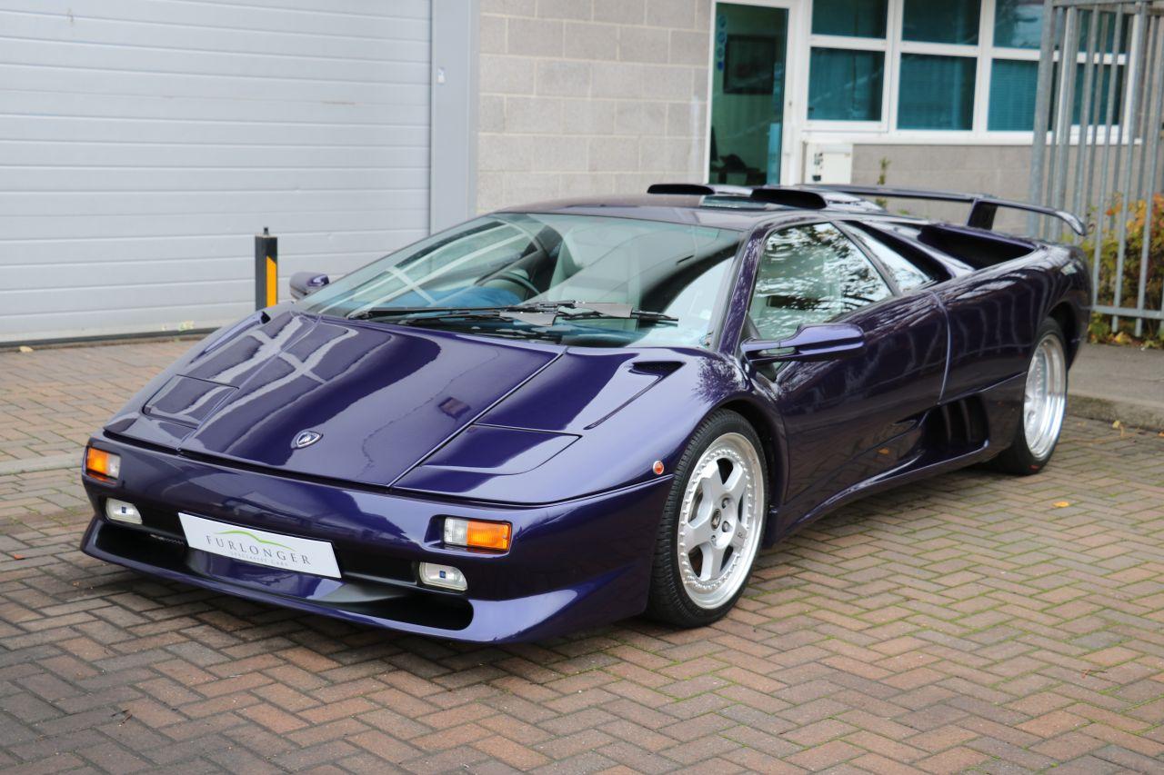 Lamborghini Diablo Sv For Sale In Ashford Kent Simon Furlonger