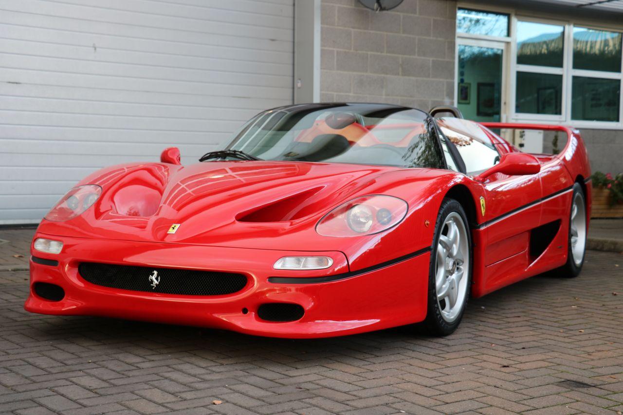 Ferrari F50 For Sale In Ashford Kent Simon Furlonger Specialist Cars