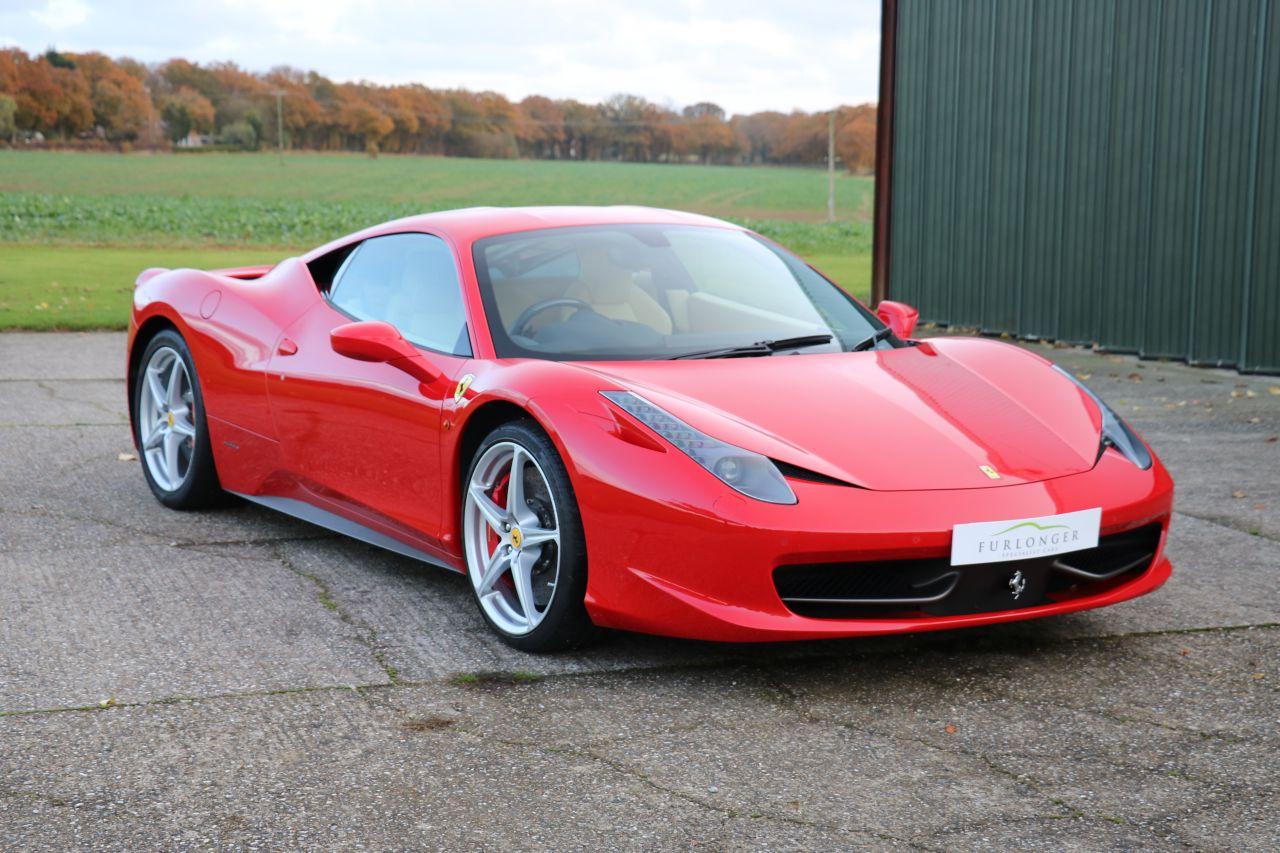 Ferrari 458 Italia For Sale >> Ferrari 458 Italia For Sale In Ashford Kent Simon