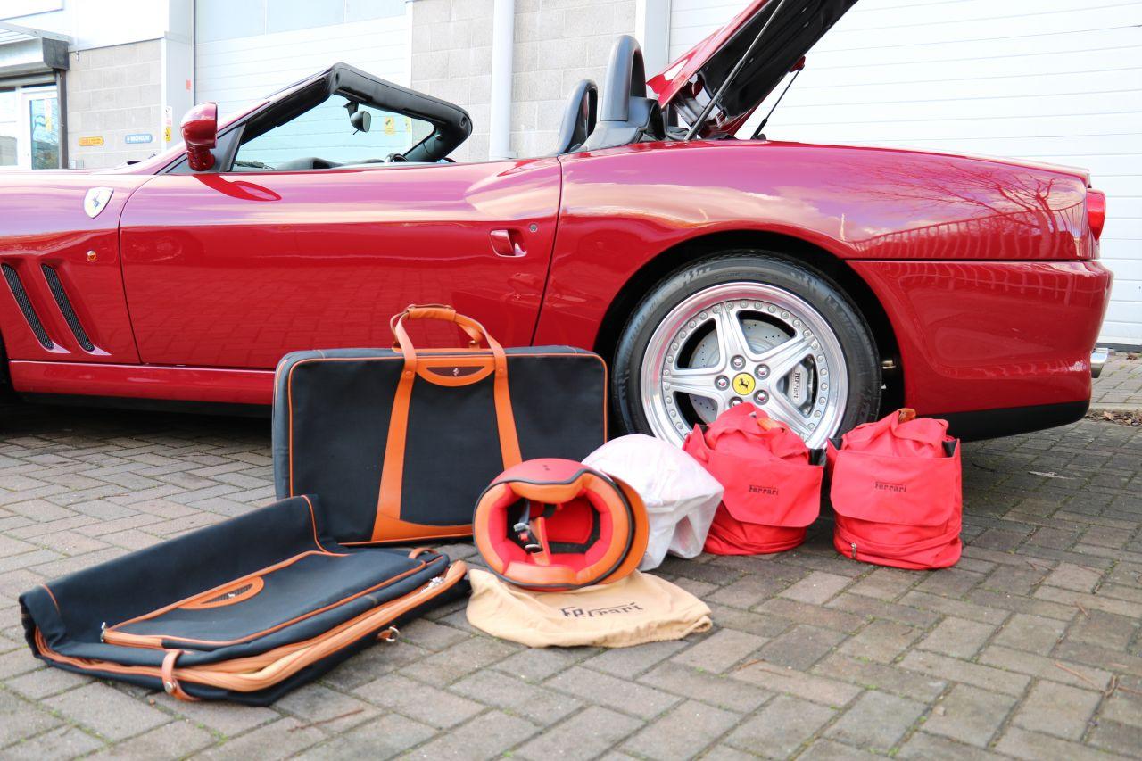 Ferrari 550 Barchetta For Sale In Ashford Kent Simon Furlonger Specialist Cars