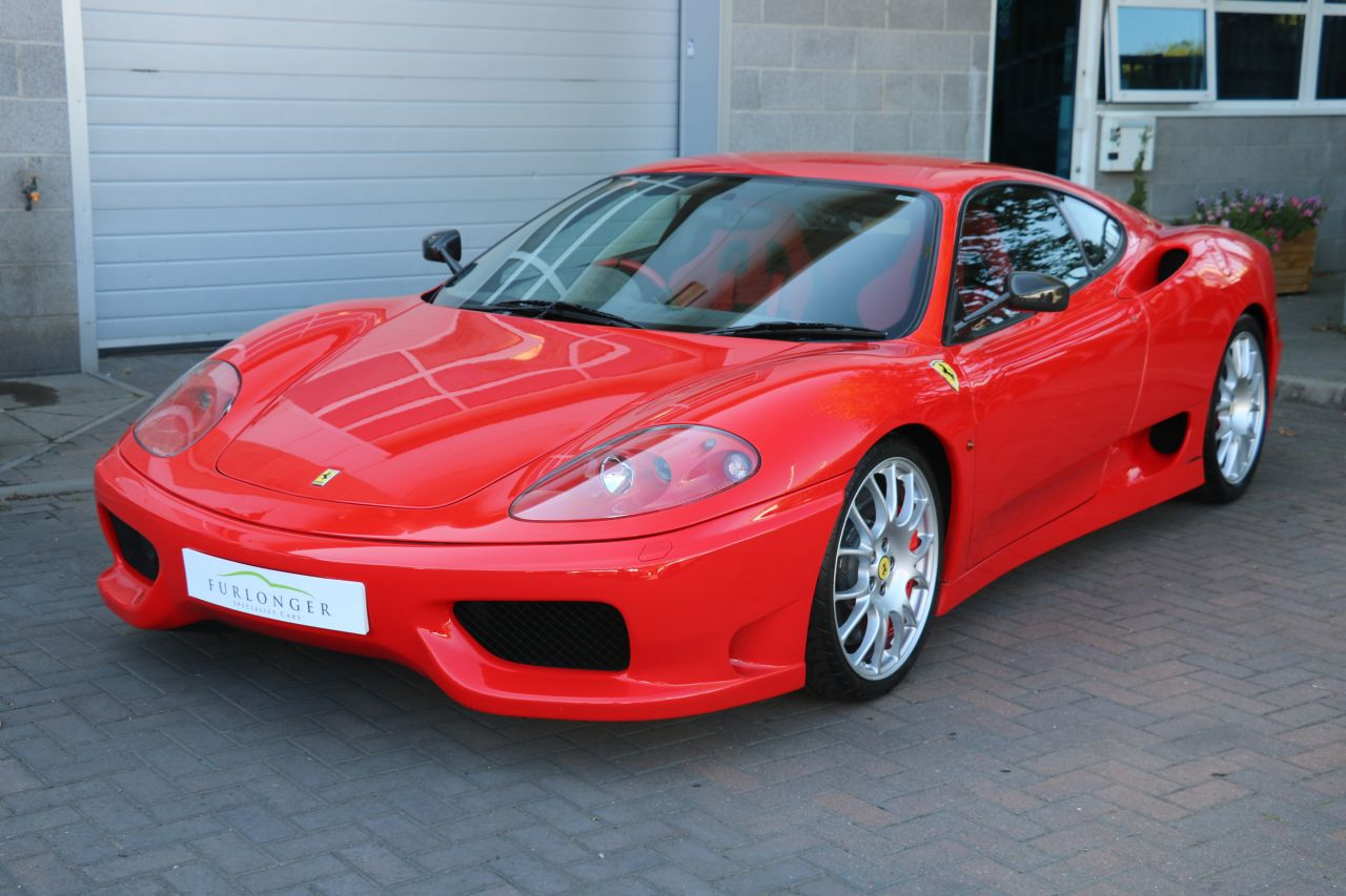 Ferrari 360 Challenge Stradale Uk Rhd For Sale In Ashford Kent Simon Furlonger Specialist Cars