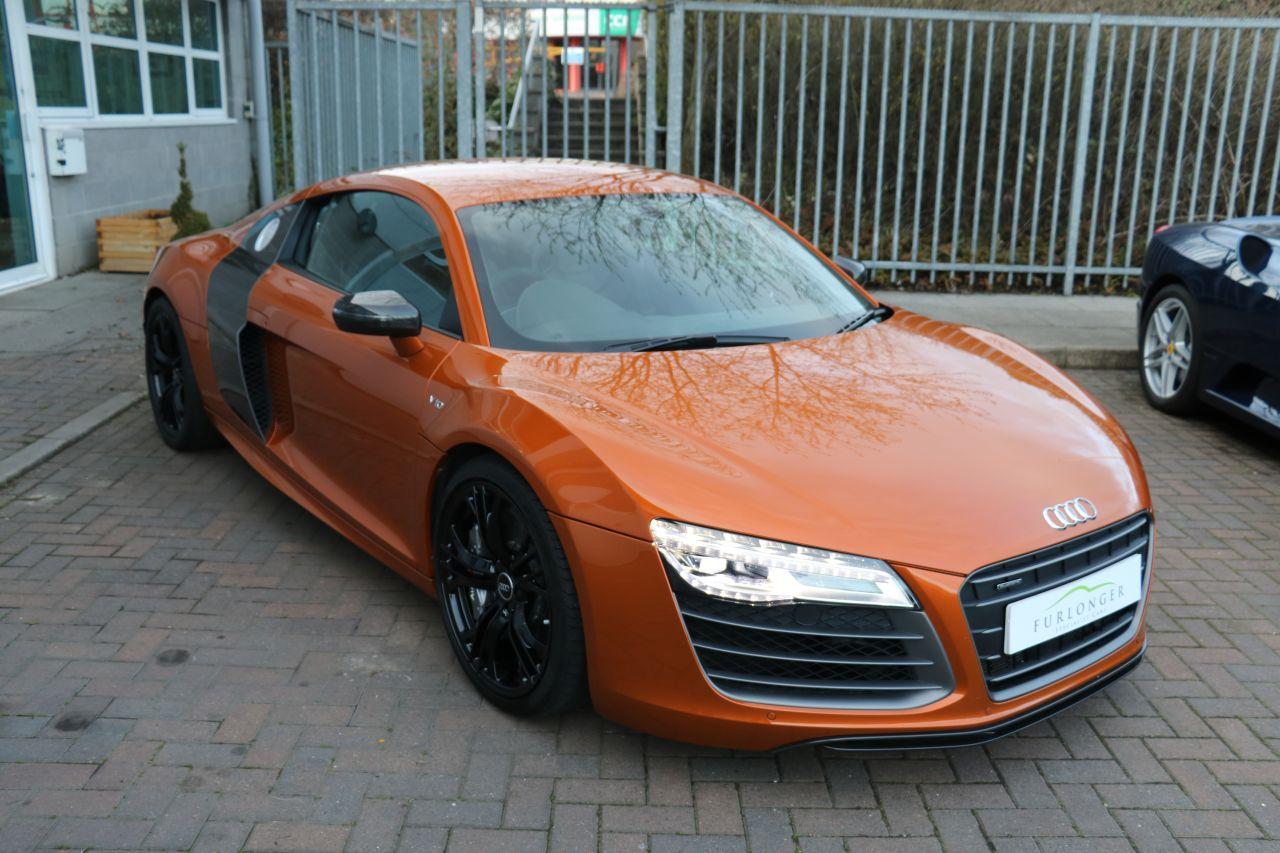 Audi R8 V10 Plus For Sale In Ashford Kent Simon Furlonger Specialist Cars
