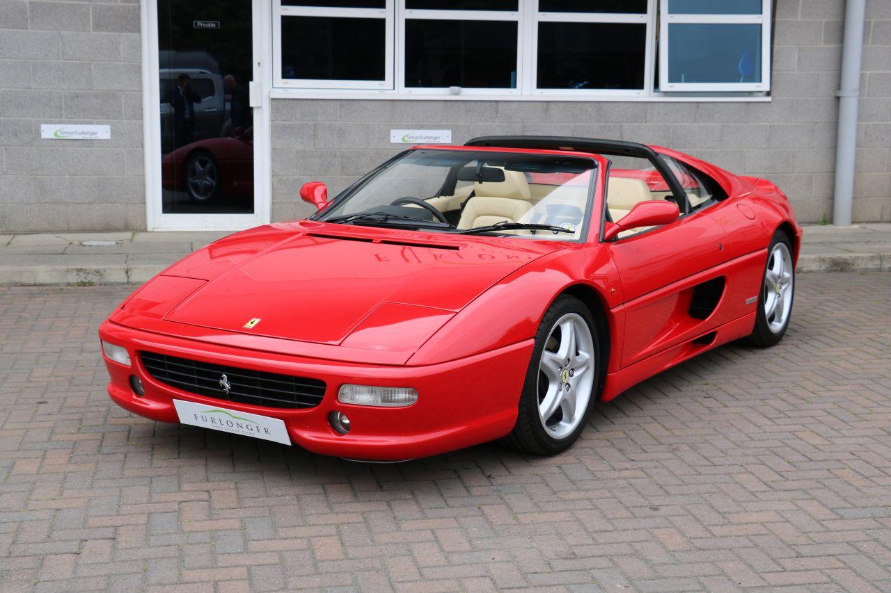 Ferrari F355 Gts For Sale In Ashford Kent Simon Furlonger Specialist Cars