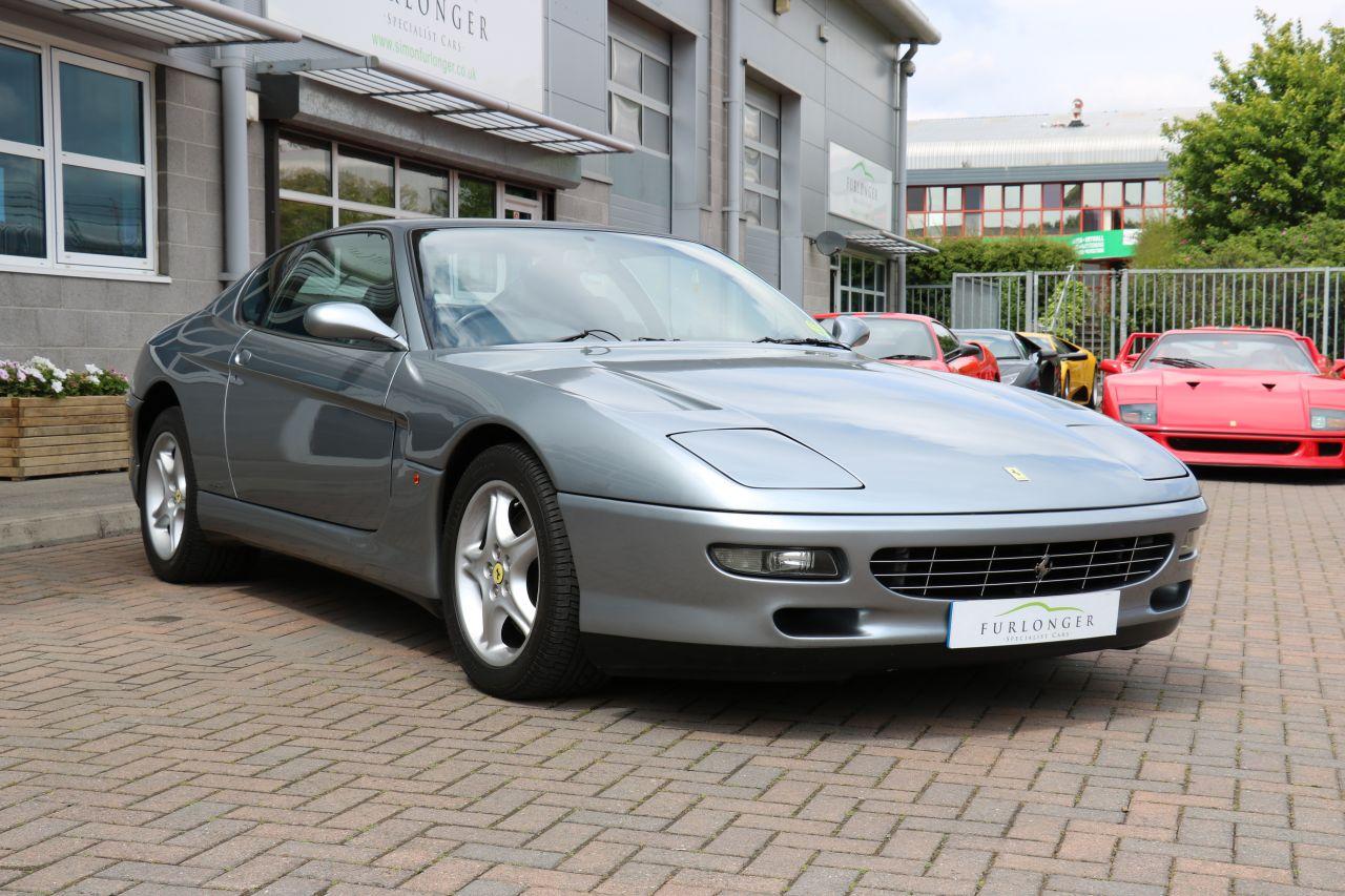 Ferrari 456 Gta For Sale In Ashford Kent Simon Furlonger Specialist Cars