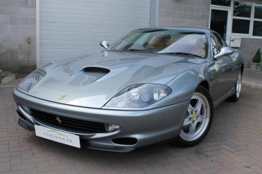 Used Ferrari Cars For Sale Furlonger Specialist Cars