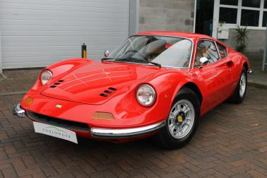 Used Ferrari Dino 246 GT for Sale at Simon Furlonger
