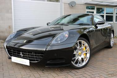 Used Ferrari 612 One To One for Sale at Simon Furlonger